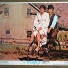 HZ04 Butch Cassidy & Sundance Kid PAUL NEWMAN/KATHARINE ROSS Lobby Card