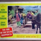 HZ07 Inn Of The Sixth Happiness INGRID BERGMAN Lobby Card