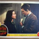 IA02 Come Live With Me JAMES STEWART/HEDY LAMARR Portrait Lobby Card