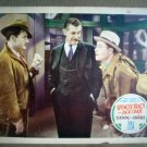 IA11 Looking For Trouble SPENCER TRACY/PAUL HARVEY Original 1934 Lobby Card