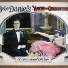 IA12 Lovers In Quarantine BEBE DANIELS/HARRISON FORD 1925 Lobby Card