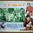 IA18 Till The Clouds Roll BY JUDY GARLAND/ROBERT WALKER 1946  Lobby Card