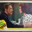 IA22 Woman Of The Year KATHARINE HEPBURN/SPENCER TRACY Portrait Lobby Card