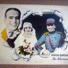 IB02 Americano DOUGLAS FAIRBANKS SR Original 1923R Lobby Card