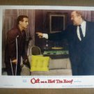 IB04 Cat On A Hot Tin Roof PAUL NEWMAN/BURL IVES Original Lobby Card