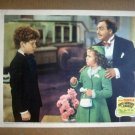 IB15 Just Around the Corner SHIRLEY TEMPLE Original 1938 Lobby Card
