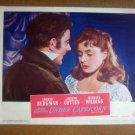 IB24 Under Capricorn INGRID BERGMAN/MICHAEL WILDING Portrait Lobby Card
