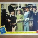 IB25 Yank At Eaton MICKEY ROONEY Original 1942 Lobby Card