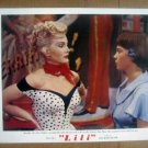 ID11 Lili LESLIE CARON/ZSA ZSA GABOR Original 1952 Lobby Card