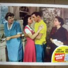 ID120 Summer Stock JUDY GARLAND/GENE KELLY Original 1950 Lobby Card