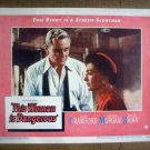 ID122 This Woman Is Dangerous JOAN CRAWFORD/DAVID BRIAN Original 1952 Lobby Card