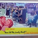 XY05 NONE BUT THE LONELY HEART Cary Grant original 1944 lobby card