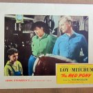XY06 RED PONY Robert Mitchum original 1949 lobby card