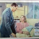 XY103 ALWAYS GOODBYE  Barbara Stanwyck/Herbert Marshall original 1937 lobby card