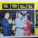 XY118 BUT NOT FOR ME  Clark Gable original 1959 lobby card