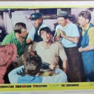 XY24 SUNDOWNERS original Robert Mitchum   1961 lobby card