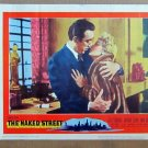 XY27 NAKED STREET Anthony Quinn  original 1955 lobby card