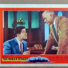 XY30 NAKED STREET Anthony Quinn  original 1955 lobby card