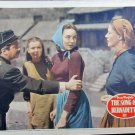 XY50 SONG OF BERNADETTE Jennfier Jones 1943 lobby card