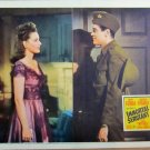 XY70  IMMORTAL SERGEANT  Henry Fonda & Maureen O'Hara  original 1943  lobby card