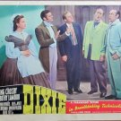 XY72  DIXIE  Bing Crosby / Dorothy Lamouroriginal 1943  lobby card