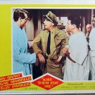 XY86 KISS THEM FOR ME  Cary Grant  original  1959  lobby card