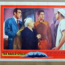 XY92 NAKED STREET  Farley Granger / Anthony Quinn   original  1955  lobby card