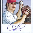 2007 Bowman Heritage Signs of Greatness Cole Hamels autograph (auto)
