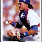 1997 Score 5x7 Jumbos Mike Piazza RARE!