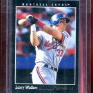 1993 Pinnacle Sample Promo Larry Walker #3