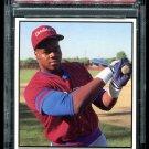 1988 Ballpark Cape Cod League #14 Frank Thomas Orleans Cardinals PSA 9