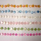 Free Shipping  10 strings/lot  Mother of Pearl Beads (Small)