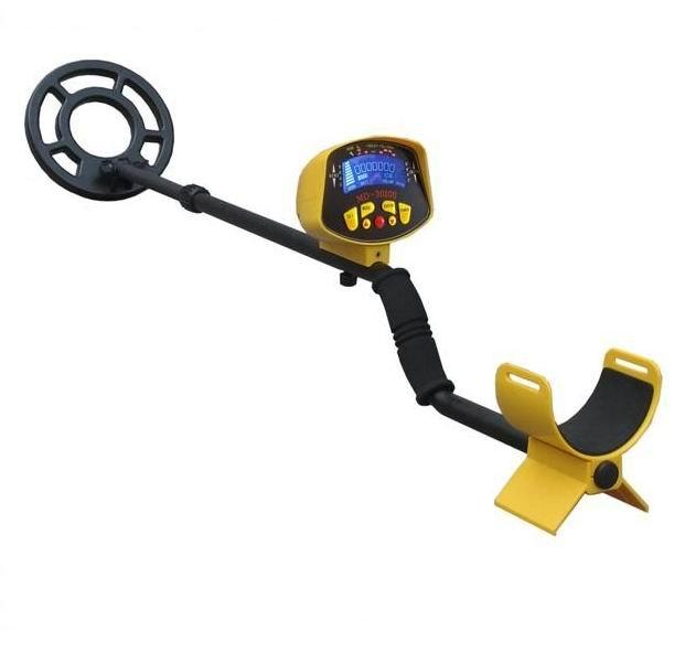Free Shipping Ground Searching Metal Detector Treasure Hunter