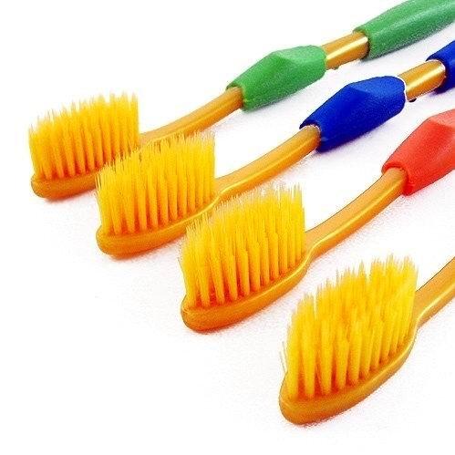 Free Shipping 24 pcs/Lot Nano Toothbrush