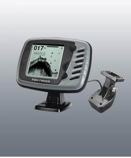 "Free Shipping 4"" Sonar Fish Finder for Bait Boat"