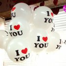 12 inch balloon birthday party Wedding--free shipping 100 pcs/lot