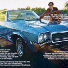 "1968 Buick GS 400 Ad Digitized & Re-mastered Poster Print ""Our Contribution to the Hobby"" 16"" x 24"""