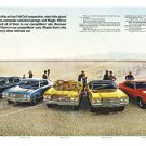"""1970 Chevelle Lineup Ad Digitized & Re-mastered Poster Print 16"""" x 24"""""""