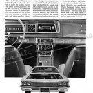 "1966 Chevrolet Impala SS Ad Digitized & Re-mastered Poster Print ""Big News"" 18"" x 24"""