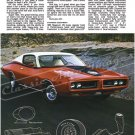 "1971 Charger Super Bee Ad Digitized & Re-mastered Poster Print ""It's a Regular Gas"" 18"" x 24"""