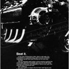 "1968 Plymouth Hemi Ad Digitized and Re-mastered Poster Print ""Voodoo"" 16"" x 24"""