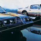 "1979 Pontiac Firebird Trans Am Ad Digitized & Re-mastered Poster Print ""Our Best Get Better"" 18""x50"""