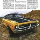 "1970 Dodge Demon 340 Ad Digitized & Re-mastered Print ""The Performance Isn't Painted On"" 24"" x 32"""