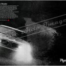 "1968 Plymouth Barracuda Ad Digitized and Re-mastered Poster Print ""Grunchless Wonder"" 24"" x 36"""