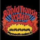"""1970 Plymouth Rapid Transit System Ad Digitized & Re-mastered Poster Print 24"""" 32"""""""