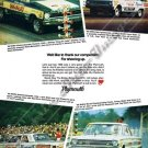 "1966 Plymouth Belvedere Ad Digitized & Re-mastered Print ""Like to Thank Our Competition"" 24""x32"""