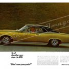 "1966 Pontiac GTO Ad Digitized & Re-mastered Poster Print ""What's New Pussycats?"" 24"" x 36"""