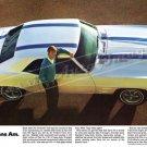 "1970 Pontiac Trans Am Ad Digitized & Re-mastered Poster Print ""TA Pony Express"" 24"" x 36"""