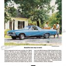 "1968 Chevrolet El Camino Ad Digitized & Re-mastered Print ""Beautiful New Way to Work"" 24"" x 36"""
