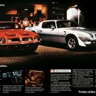 "1975 Pontiac Firebird Ad Digitized & Re-mastered Print ""The Untouchables""  24"" x 36"""